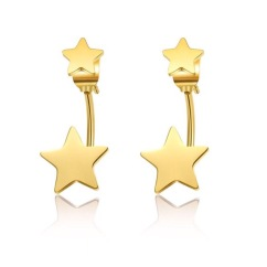 Shooting Star Ear Jackets